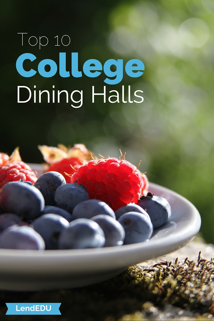 Top 10 College Dining Halls