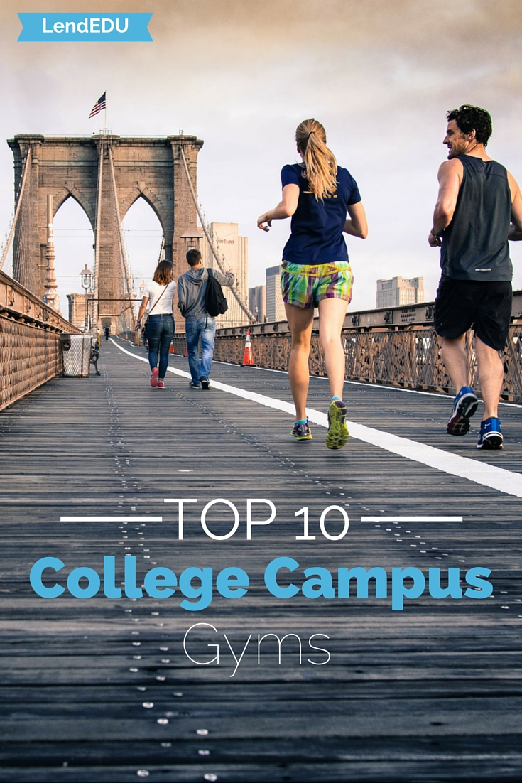 Top 10 College Campus Gyms