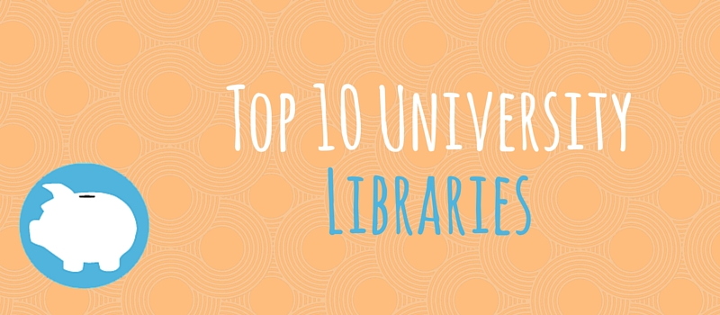 Top 10 University Libraries