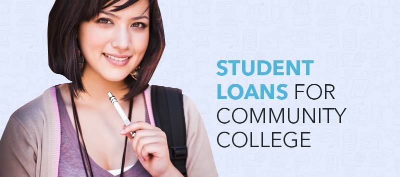 tips for community college students to find loans
