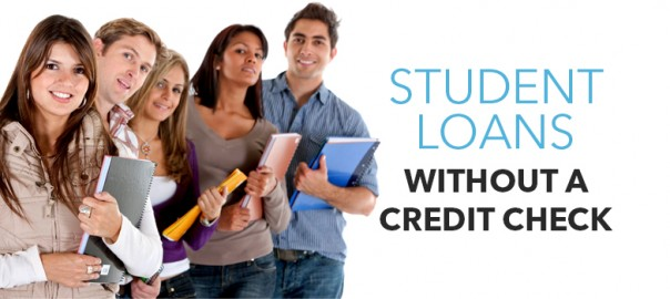 how to get college loans without a credit pull