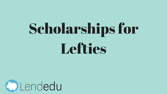 Scholarships for Lefties