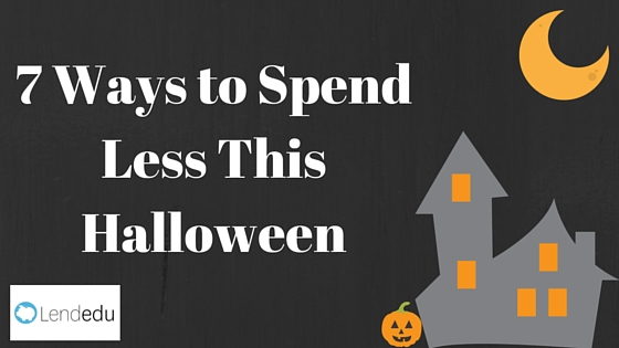 7 Ways to Spend Less This Halloween