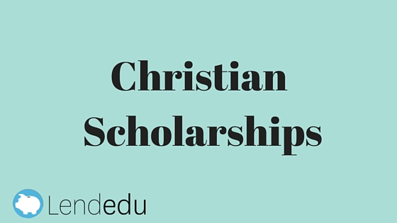 christian scholarships Do you or someone you know need money for college christian community credit union's scholarships for success program is awarding $60,000 in scholarships.