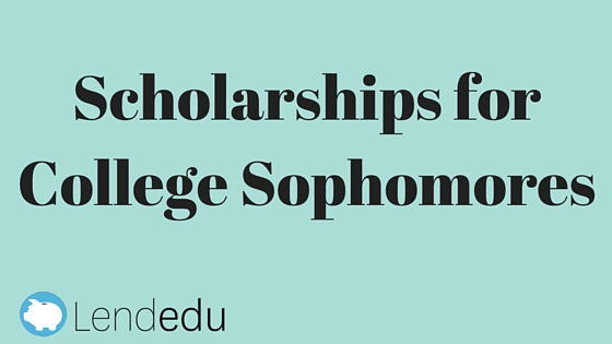 Scholarships for College Sophomores