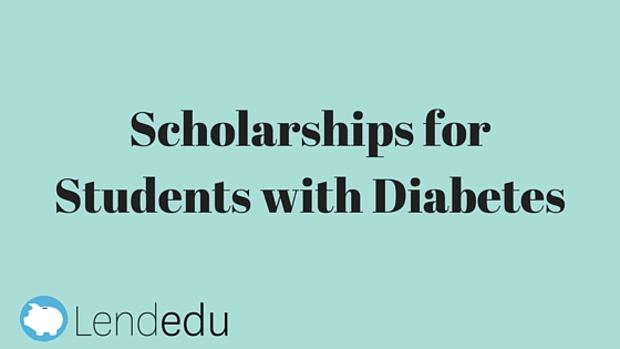 Scholarships for Students with Diabetes