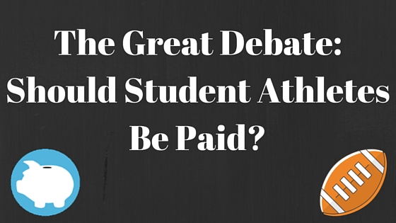 the dilemma to pay college athletes essay Court rules against paying college athletes :  but still it vacated a plan that would pay athletes up to $5,000 per year in deferred payments.