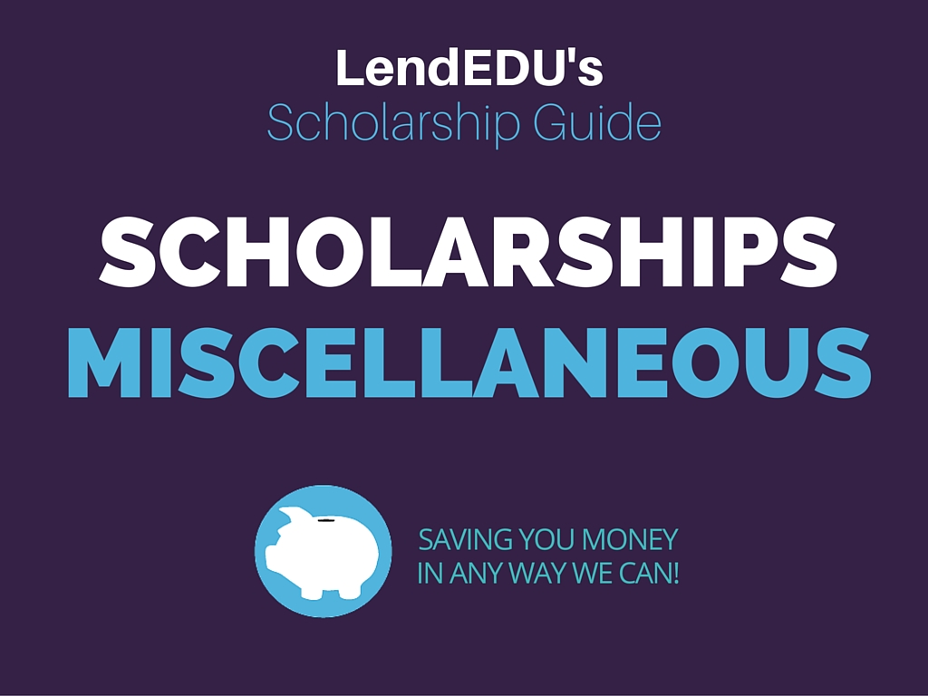 scholarships miscellaneous