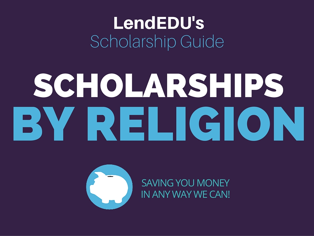 scholarships by religion