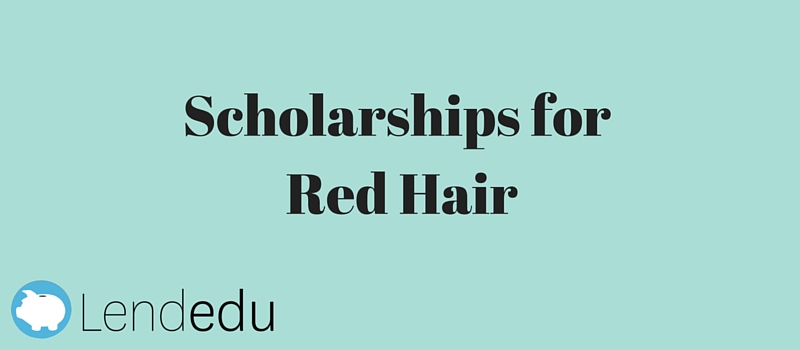 Scholarships for Red Hair