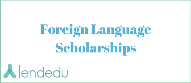 Foreign Language Scholarships