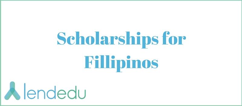 Scholarships for Fillipinos