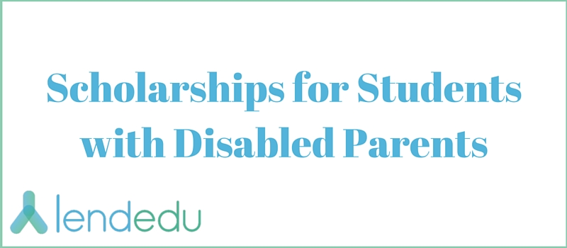 Business Plan Scholarship For Students With Disabilities