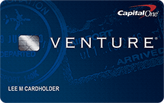 Venture Rewards Card