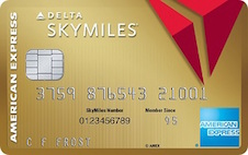 American Express Delta Card Login >> Gold Delta SkyMiles Credit Card from American Express ...