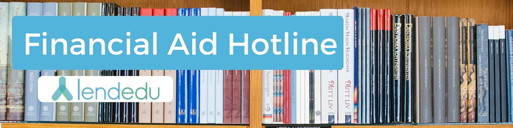 LendEDU Financial Aid Hotline