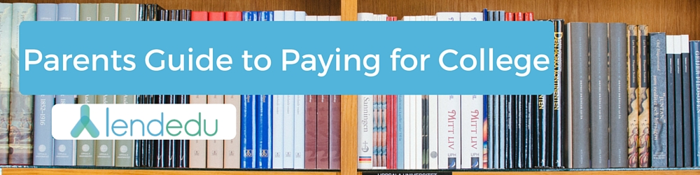 Parents Guide to paying for college