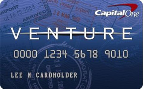 capital one venture rewards travel