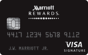 marrior rewards travel