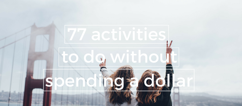 77 things to do