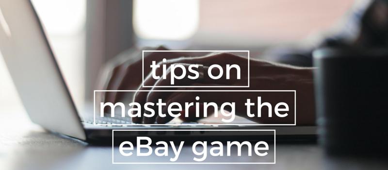 Tips on mastering the ebay game lendedu for Ebay motors financing bad credit