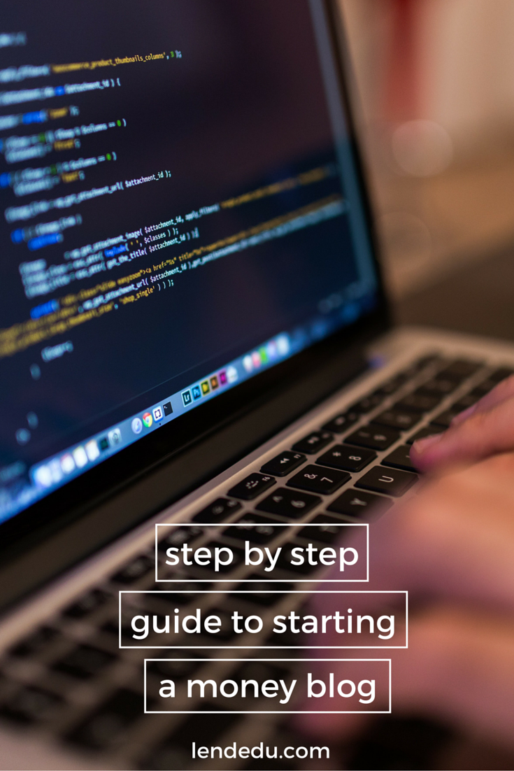 how to set up a tumblr blog step by step