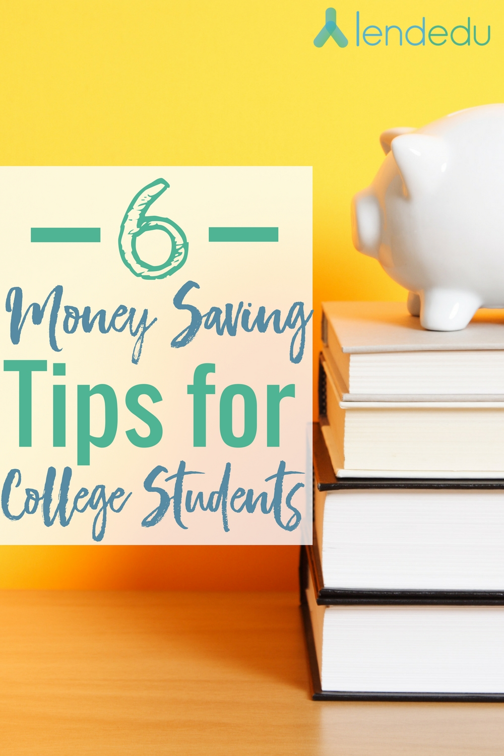 Money Saving Tips for College Students. Where does your money go? It is important to know where you are spending your money. This will allow you to develop better spending habits. Make a budget. Estimate your monthly income and expenses. Live like a college student. The reality is that you're a college student. So live like one—don't spend money you don't have yet.