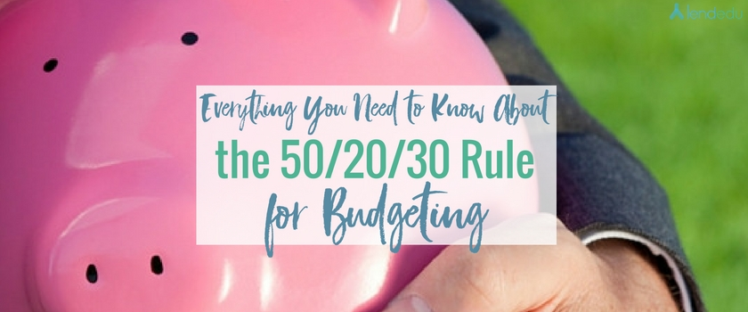 Bad Credit Auto Refinance >> Everything to the 50/20/30 Rule For Budgeting - LendEDU