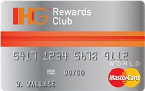 IHG Rewards Club Select Card
