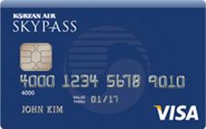 SKYPASS Secured Credit Card