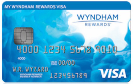Wyndham Rewards® Visa Signature® Card