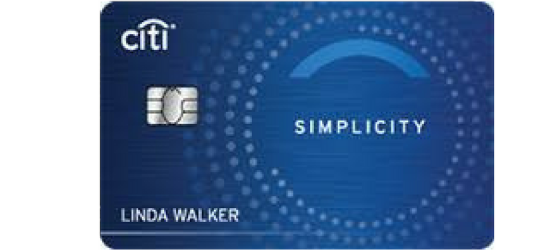 Citi Simplicity Credit Card Review