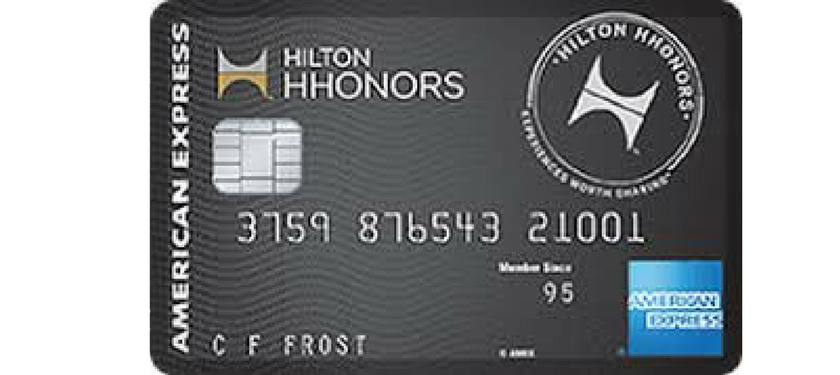 Hilton HHonors Surpass Card from American Express Review ...
