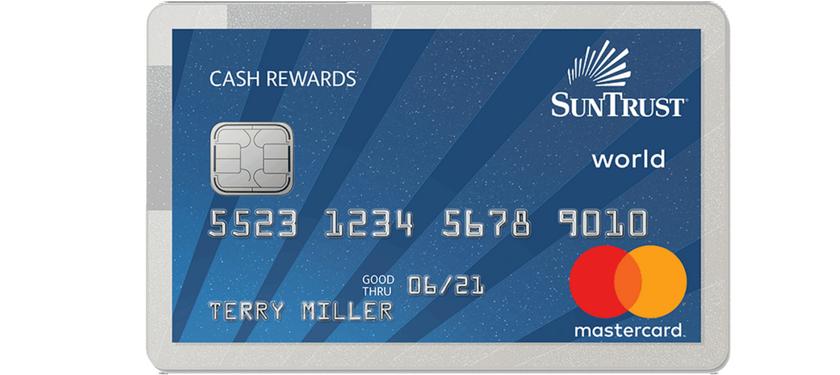 SunTrust Cash Rewards MasterCard Review