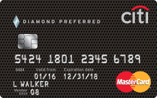 Citi Diamond Preferred Credit Card Review
