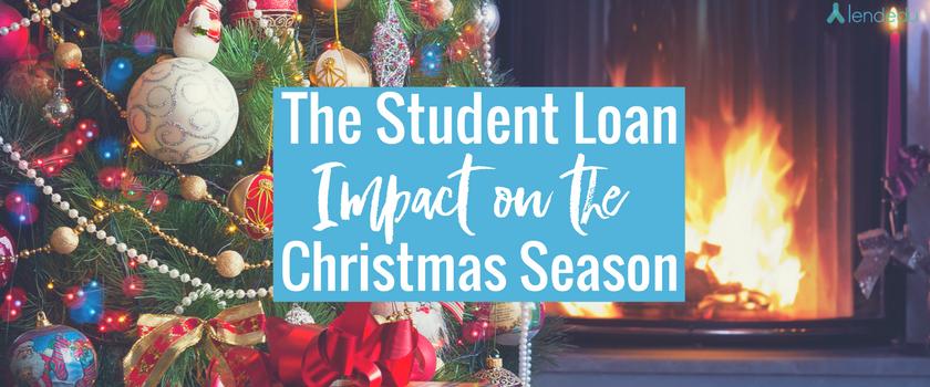Student Loan Impact on Christmas Season
