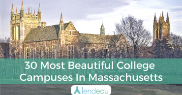 Most Beautiful College Campuses in Massachusetts