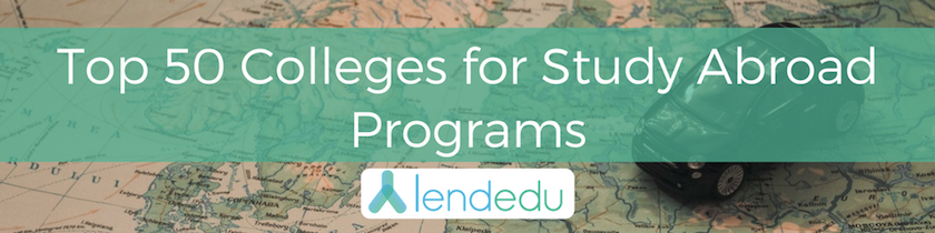 Study Abroad Programs Around The World for Undergraduates