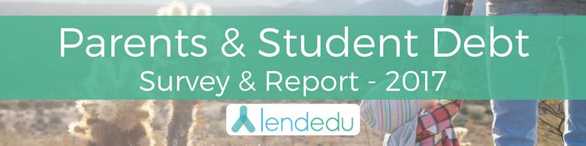 parents and student loan debt survey