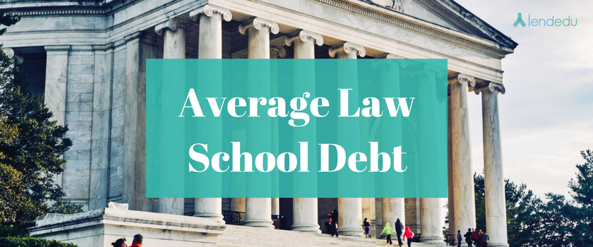 Average Law School Debt