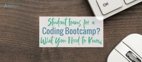 Banner Student Loans for a Coding Bootcamp_ Here are the facts.