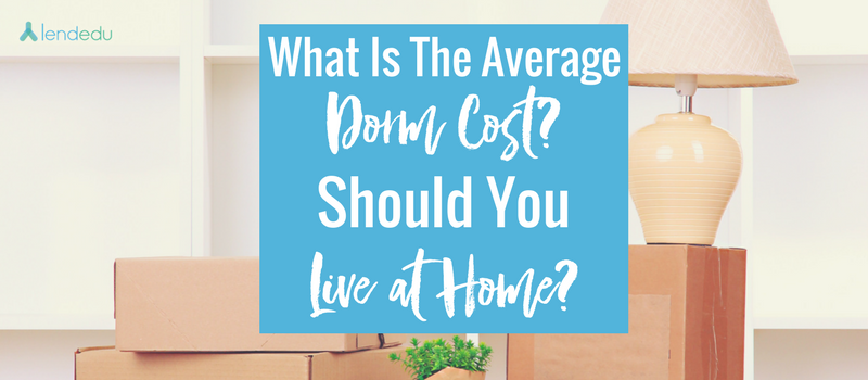 Banner What is the Average Dorm Cost_ Should you live at home_