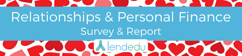 relationships personal finance survey report
