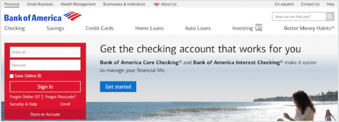 Bank of America Personal Loans Review