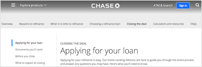 Chase car loan refinance rates