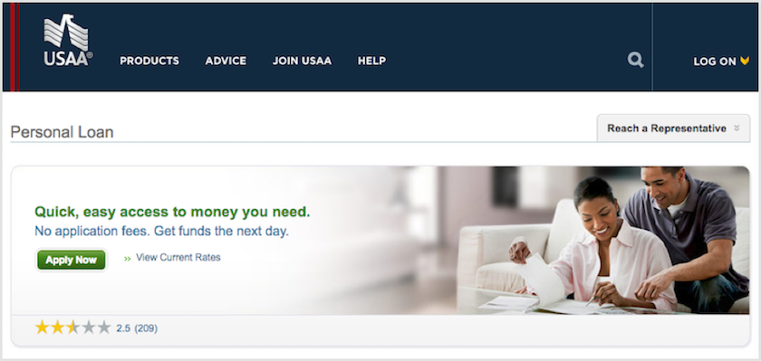 USAA Personal Loans Review