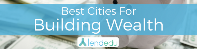 best cities for building wealth