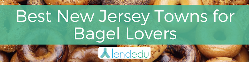 best new jersey towns for bagel lovers