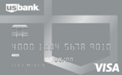 US Bank Secured Visa