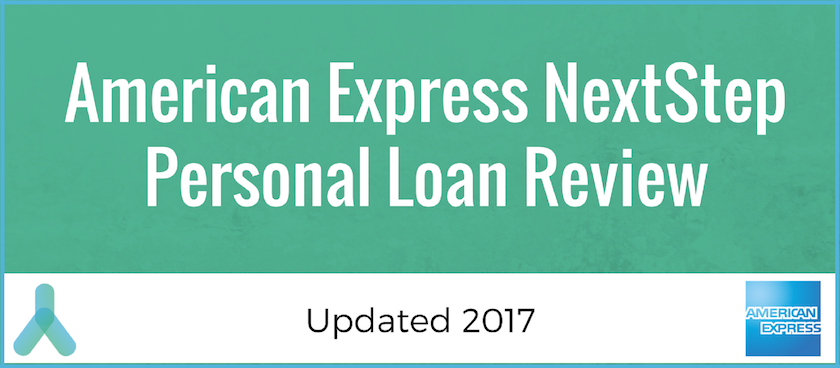 American Express NextStep Personal Loan Review